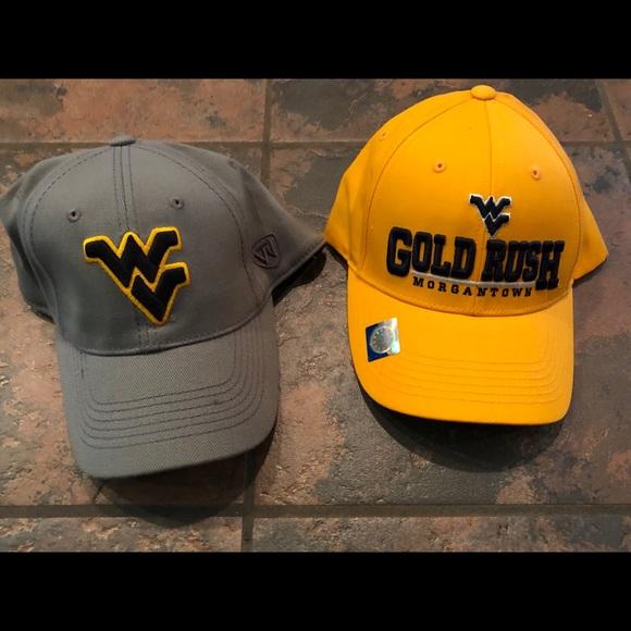Groovy Lot Of 3 Wv Hats Caps Interior Design Ideas Philsoteloinfo